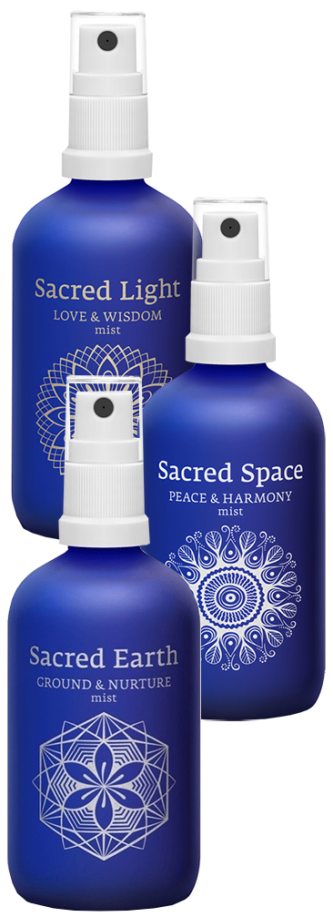 Sacred Mists for Grounding, Clearing and Uplifting
